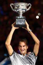 Roger Federer Wins 2017 Australian Open, Clinches 18th Grand Slam Title  With Rolex At Side