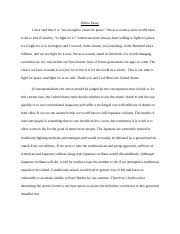 bus university of miami course hero 3 pages bus 202 atomic bomb essay