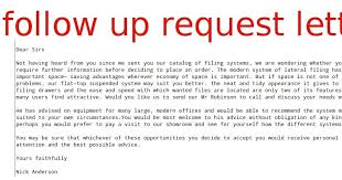 Bunch Ideas Of Sample Effective Business Proposal Letter Follow Up
