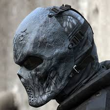 hot deal us 37 14 for creative skull mask wargame chiefs tactical cs cosplay masked mask prank funny camouflage riding face full masks gift