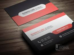 business card template designs free stylish modern tab design business card template business