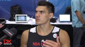 Steven Adams Draft Combine Interview ...