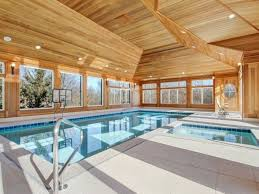 hot yoga room indoor pool hidden kitchen illinois wow houses