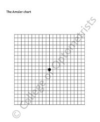 Amsler Chart Working Distance Amslergrid