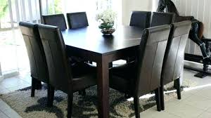 what size round table seats 8 round table seats 6 spacious dining table what size round