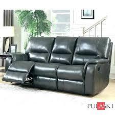 simon li leather glider recliner furniture costco seat