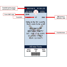 baseball ticket invitations template red sox baseball ticket printable baseball ticket birthday invitations by nickwilljack