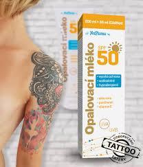Opalovací Přípravky Vhodné Pro Ochranu Tetování Medpharmacz