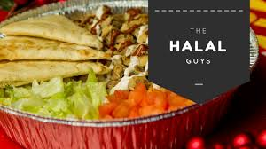 the famous gyro and en of the halal guys