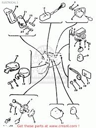 Yamaha xj750 maxim usa electrical schematic partsfiche xj wiring diagram large size
