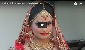 top 10 bridal makeup videos