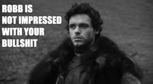 Game of Thrones Annotated with Memes: House of Stark Edition ... via Relatably.com