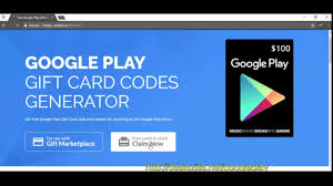 how to use google play gift card generator free google play codes