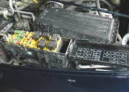 moses ludel s 4wd mechanix magazine jeep electrical fuse and relay box on a later jeep wrangler
