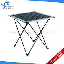 stainless steel furniture designs. Awesome Folding Stainless Steel Table With Roll Up Top Furniture Designs
