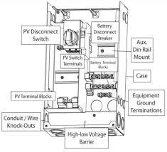 morningstar ts mppt 60 tristar 600v 60 amp mppt charge controller high low voltage barrier internal barriers between the high voltage pv and low voltage battery wiring
