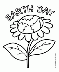 Small Picture Adult Earth Day Coloring Pages In Printable Of The For Kids