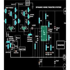 how to build a home theater system circuit diagram included home theater system circuit diagram image