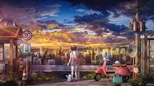 Cool Anime Laptop Wallpaper - Chawli ...