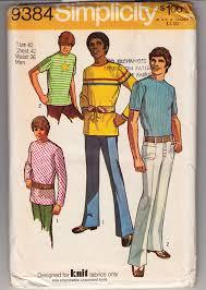 Vintage Sewing Patterns Custom Men's Vintage Reproduction Sewing Patterns