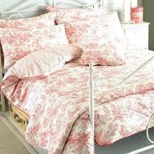 toile quilt sets duvet cover image of pink bedding sets black and white duvet toile duvet