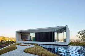 modern architecture. michael bay commissions stunning l.a. homes designed by oppenheim architecture modern