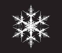 black and white snowflake background. Delighful Snowflake Vector  White Snowflake On A Black Background In Black And White Snowflake Background M