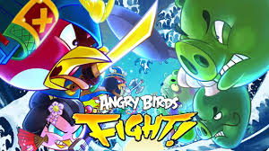 Angry Birds Fight! music extended - Main theme - YouTube