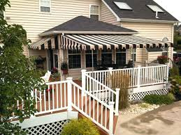 awning for back porch deck patio awnings a canvas canopy globe sale