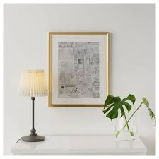 5 modern affordable gold wall frames for your gallery walls little gold pixel