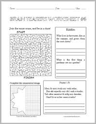 Mind Teaser Clipart Student Survey - Pencil And In Color Mind Teaser ...