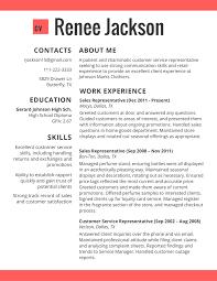 Resume Template 2017 Resume Samples