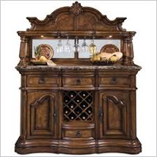 antique mahogany large home office unit. Pulaski San Mateo Dining Sideboard With Hutch - 662303-662304 Antique Mahogany Large Home Office Unit T
