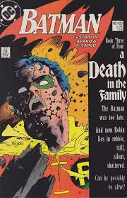 Image result for death of robin