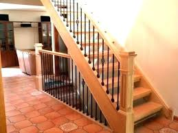 wood staircase railing design wood staircase railing ideas iron stair railing cost wood stair railing wooden wood staircase railing