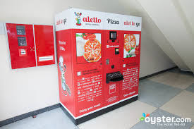 Pizza Vending Machine Nyc Adorable Your New Best LateNight Friend A Hotel Pizza Vending Machine