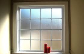 bathroom frosted glass window cm long self adhesive privacy types block windows