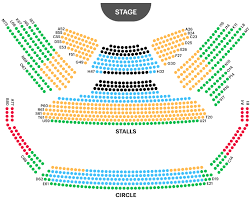 Strand Theater Seating Chart The Complete Guide To London Theatre Seating Plans Headout