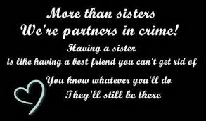 The 33 All Time Best Quotes About Sisters via Relatably.com