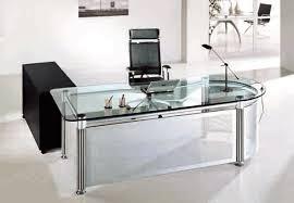 glass desk for office. classic large office desk sydney glass for