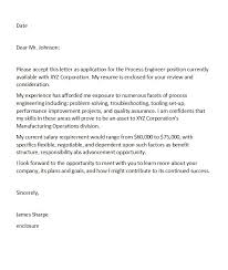 Johnson And Johnson Cover Letter 34 Best Salary Requirements Cover Letters Tips Template Lab
