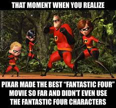 Fantastic Four Sequel Meme | lolworthy via Relatably.com