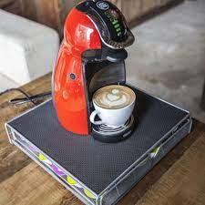 Satış Kahve makinesi tabanı pod tutucu depolama çekmecesi kahve kapsülleri  çekmeceli organizatör standı raf çekmeceli paslanmaz çelik | Indirim ~  Satisi-Toptan.today