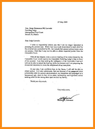 Letter for the Brgy  Captain