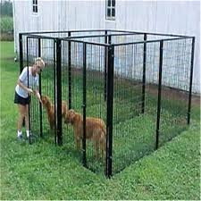 awesome outdoor dog kennel high quality new design large chain link fence for awesome outdoor dog kennel
