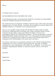 Job Reference Letter Of Recommendation Template Fresh Inspirational