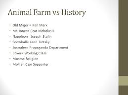narration in animal farm ppt  12 animal farm