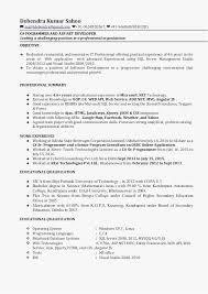 Web Developer Resume Awesome Front End Web Developer Resume Templates Front End Web Developer