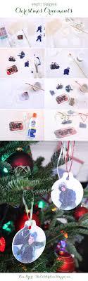 christmas decorations office kims. Make Photo Transfer Christmas Ornaments | Kim Byers Decorations Office Kims S