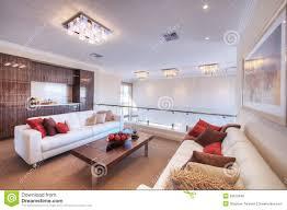 White Sofa Living Room Modern Living Room With White Sofa Royalty Free Stock Image